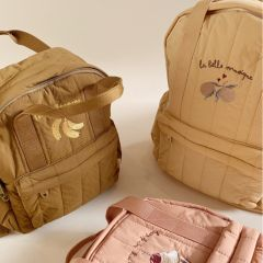 Loma kids backpack junior orange sorbet Konges Slojd