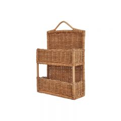 Rattan hello hanging shelf Olli Ella