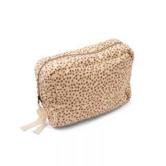 Quilted toiletry bag buttercup rosa Konges Slojd