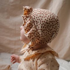 Reya bonnet buttercup rosa Konges Slojd