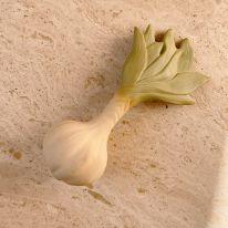 Teeth soother vegetables spring onion Konges Slojd