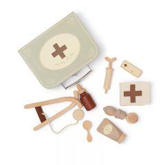 Set de docteur en bois Konges Slojd