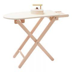 Table à repasser en bois