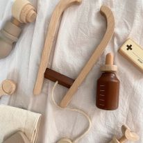 Wooden doctor set Konges Slojd