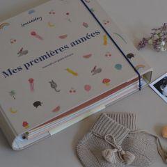 """Birth album """" Mes premières années """" Specialday"""