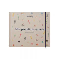 """Album de Naissance """" Mes premières années """" Specialday"""