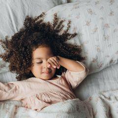 Parure de lit pansies Bonjour Little