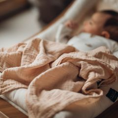 Cool big swaddle nude Bonjour Little