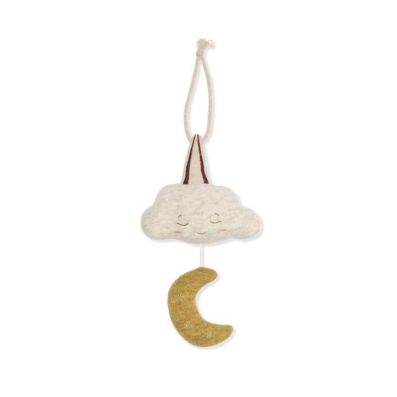 Music moon and star Konges Slojd