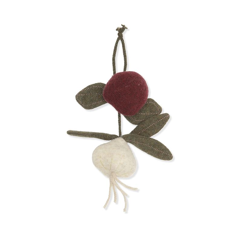 Activity toy bell onion Konges Slojd