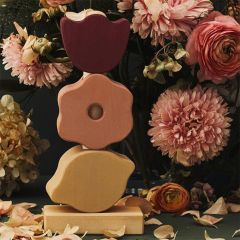 Sculpture à empiler fleurs Raduga Grez