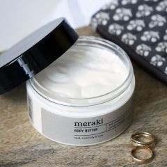 Beurre corporel silky mist Meraki