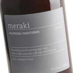 Après-shampooing volume Meraki