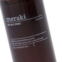 Sea salt spray Meraki