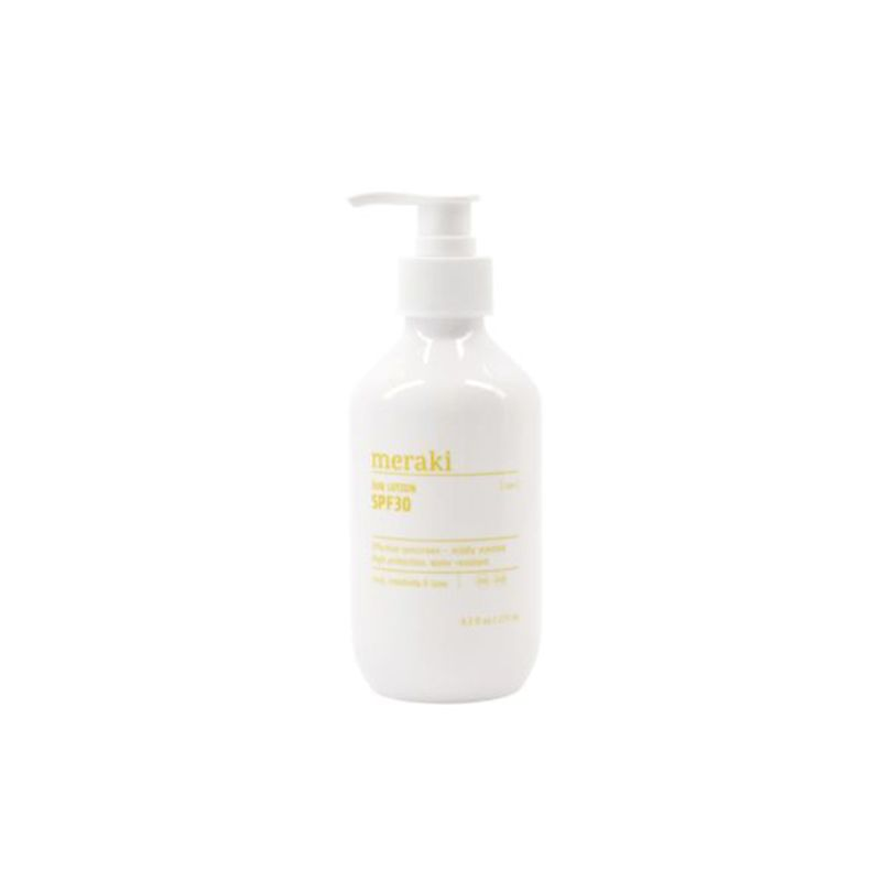 Sun lotion mildly scented Meraki