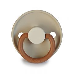 Classic silicone pacifier desert Frigg