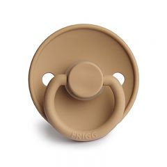 Classic silicone pacifier croissant Frigg