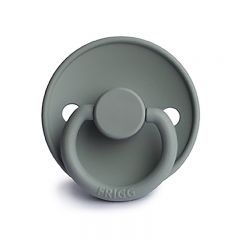 Classic silicone pacifier French gray Frigg