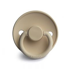 Classic silicone pacifier sandstone Frigg