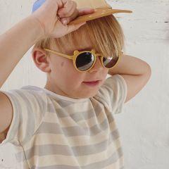 Sunglasses baby mustard gold Konges Slojd
