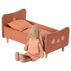 Wooden bed mini rose Maileg