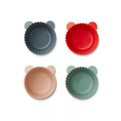 Jerry cake cup 12 pack rose multi