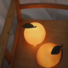 Lampe LED citron Konges Slojd