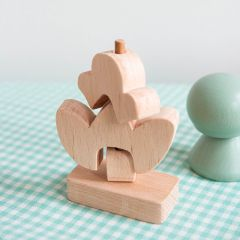 Wooden puzzle picoti poppy KMR Childwood