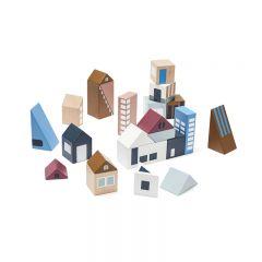 Blocs de construction ville Aiden Kid's Concept