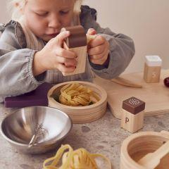 Cookware play set bistro Kid's Concept