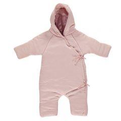 Rex new born Pilot suit pink Marmar Copenhagen