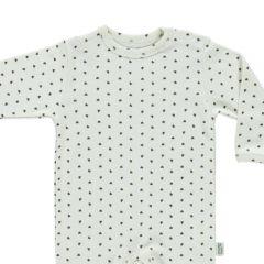 Onesuit pyjamas coeurs carafe Poudre Organic