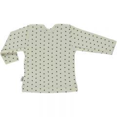 Begonia t-shirt coeurs carafe Poudre Organic