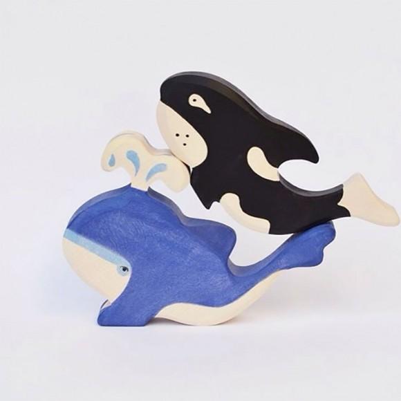 Orca Holztiger