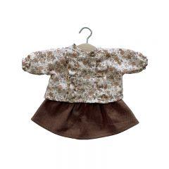 Vêtements de poupée ensemble lili automne clair Paola Reina