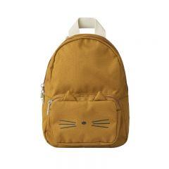 Saxo mini back pack cat golden caramel Liewood