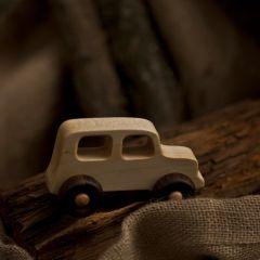 Voiture en bois off road Wooden Story