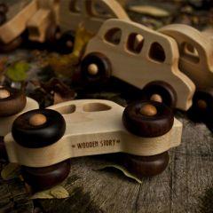 Wooden '30s vehicule Wooden Story