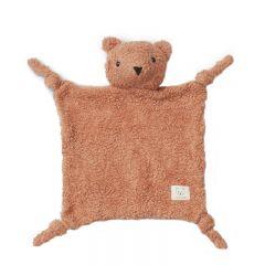 Lotte cuddle cloth mr bear tuscany rose Liewood