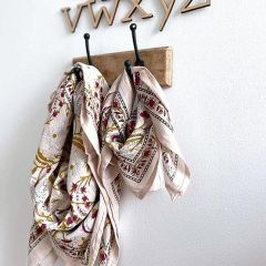 Beige indian scarf So Family
