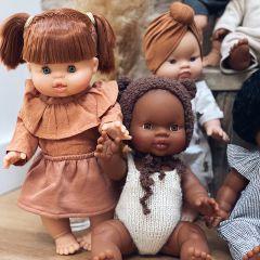 Gordi red doll Gabrielle Paola Reina