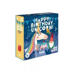 Puzzle happy birthday unicorn! Londji