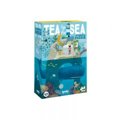 Puzzle tea by the sea Londji
