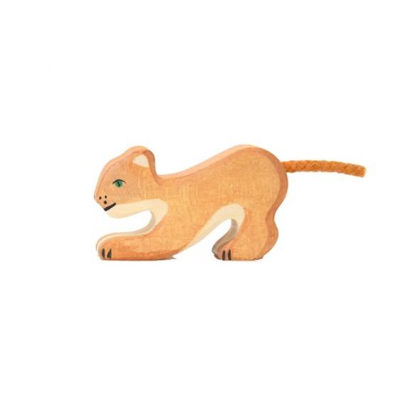 Lionceau Holztiger