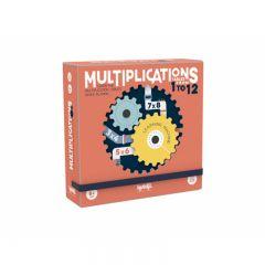 Game learn & fun multiplications Londji
