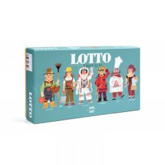 Game I want to be lotto Londji