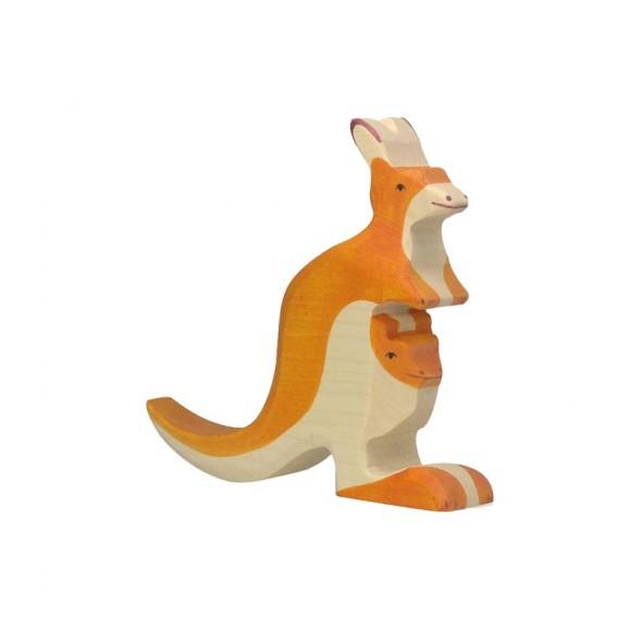 Kangourou Holztiger