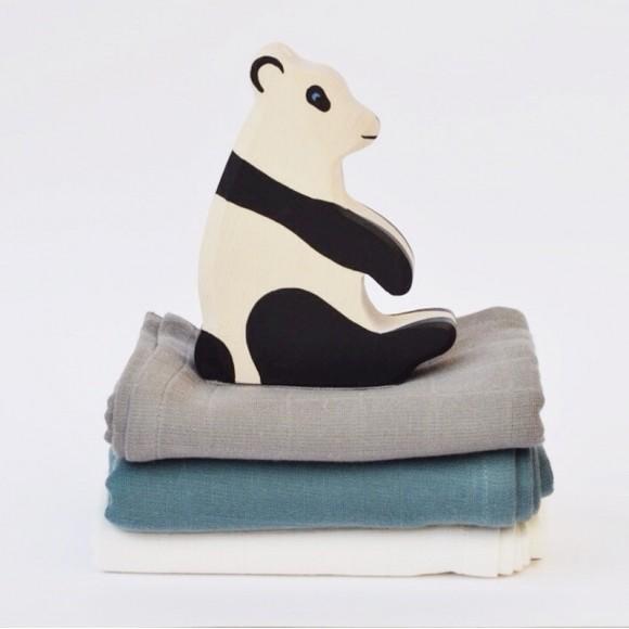 Panda Holztiger
