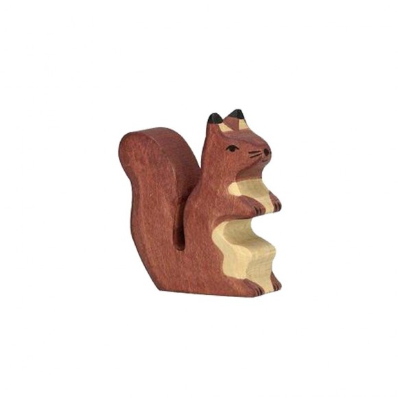 Squirrel Holztiger