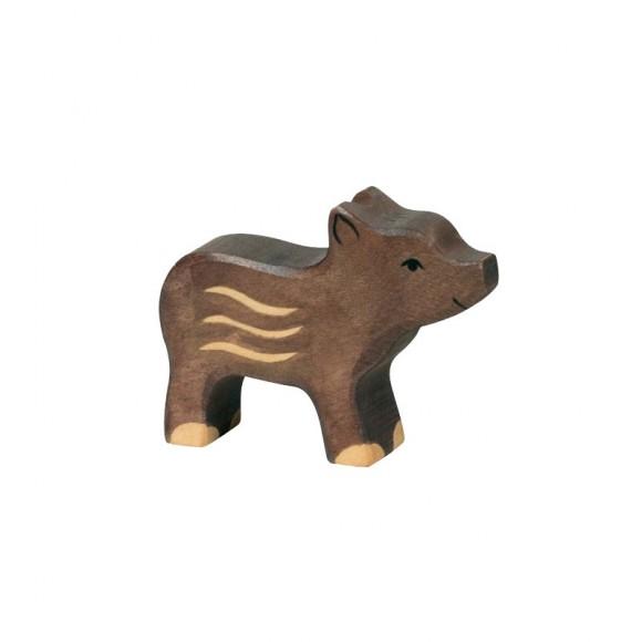 Wild pig Holztiger
